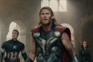 Movie Trailer – The Avengers : Age of Ultron