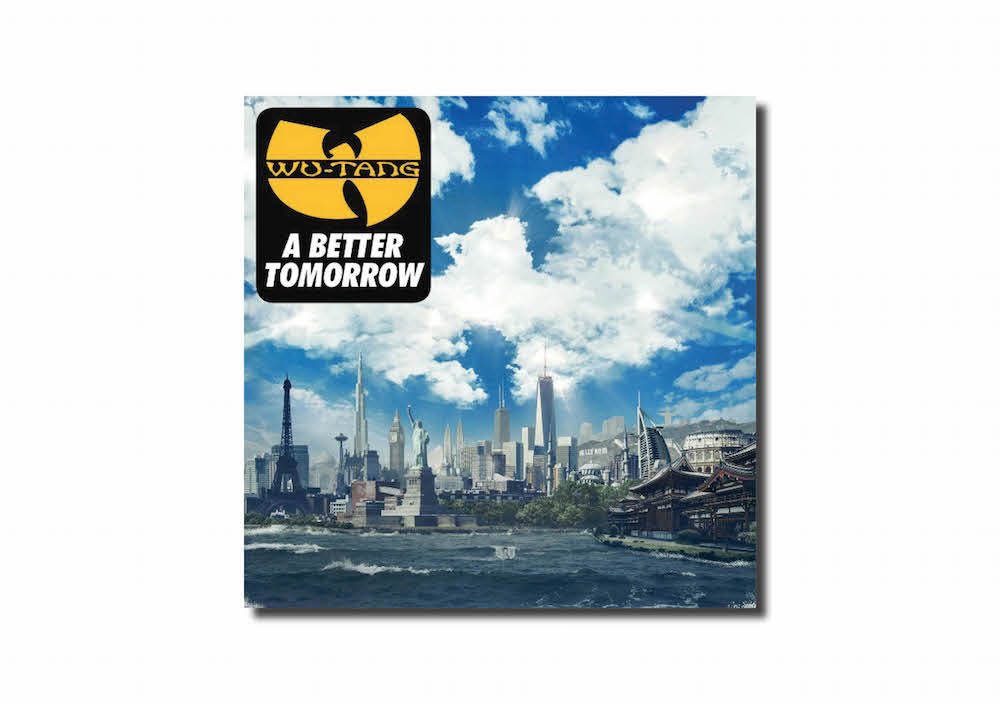 Album Review #8 Wu Tang Clan A Better Tomorrow