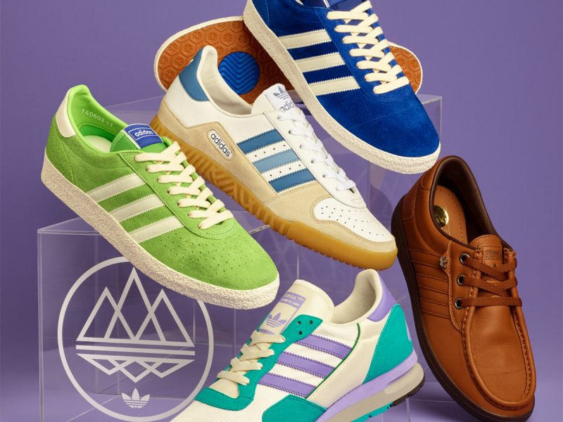 best service cd308 35332 Adidas Spezial Collection « Acid Winter » AutomneHiver 2018